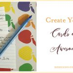 Create your Cards of Awesome.