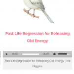 Past Life Regression for Releasing Old Energy