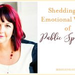 Shedding the Emotional Weight of Public Speaking